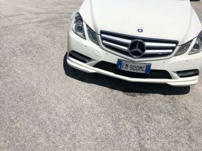 usata Mercedes E250 CDI Cabrio BlueEFFICIENCY