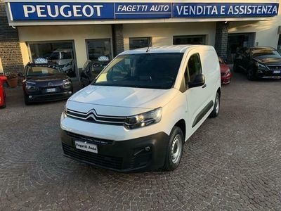 usata Citroën Berlingo VAN 1.6 BlueHDi 100cv M CLUB 11/18