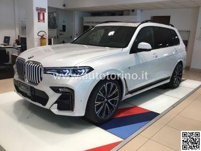 second-hand BMW X7 X7XDRIVE30D M SPORT