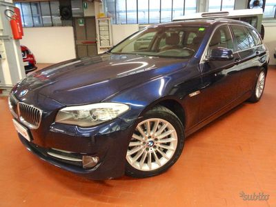 used BMW 525 d xDrive Touring Futura Auto.