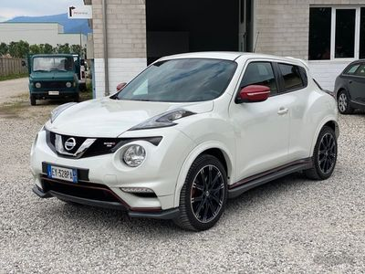 usata Nissan Juke 1.6 DIG-T 214 Xtronic 4WD Nismo RS