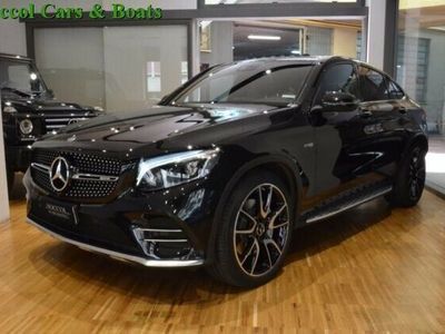 usata Mercedes GLC43 AMG AMG LC 43 4Matic Coupé AMG*TETTO APRIB.*SOSPENSIONI AT