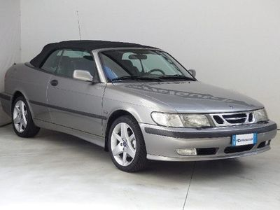 used Saab 9-3 Cabriolet 2.0i lpt 16V SE