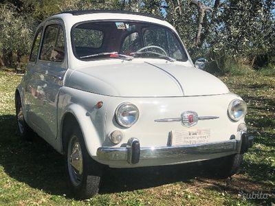 gebraucht Fiat Cinquecento - Anni 60