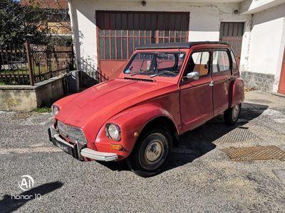 used Citroën Dyane 6 benzina