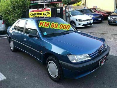 usata Peugeot 306 1.4i cat 5 porte Open KM 89.000
