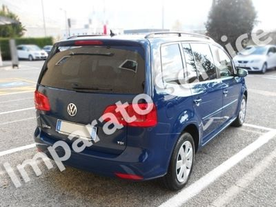 usata VW Touran 1.6 TDI Comfortline