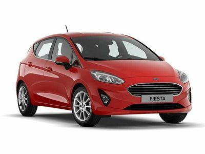 usata Ford Fiesta 1.0 EcoBoost Hybrid 125CV 5 porte Titanium