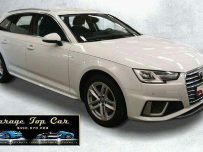 usata Audi A4 A4Avant 35 TDI S linea S tronic MMIPlus Navi