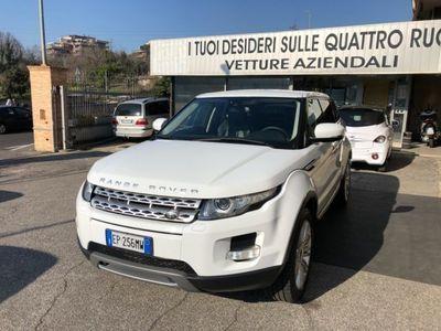 brugt Land Rover Range Rover evoque 2.2 TD4 5p. Presti
