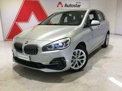 usata BMW 218 SERIE 2 ACTIVE TOURER d act.tourer xdrive Luxury auto