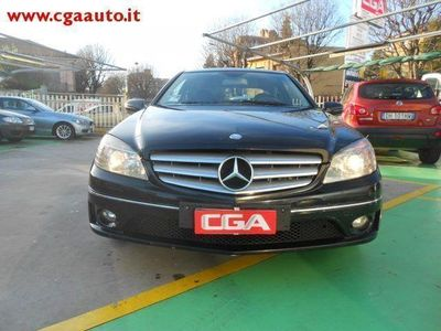 käytetty Mercedes CLC220 CDI Chrome KM CERTIFICATI rif. 8910053