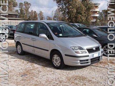 usata Fiat Ulysse 2.2 Diesel 94kw Navi 7 Posti