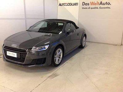 gebraucht Audi TT Coupé 1.8 TFSI S tronic