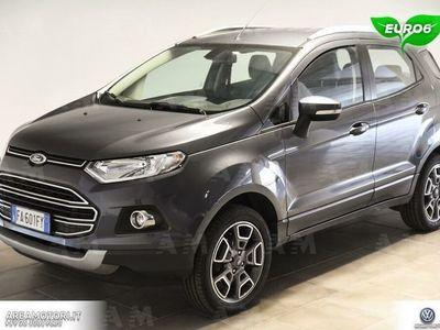 usata Ford Ecosport 1.0 ecoboost Titanium 125cv E6