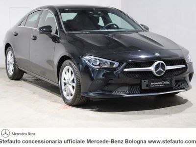 usata Mercedes CLA180 Auto Sport Navi