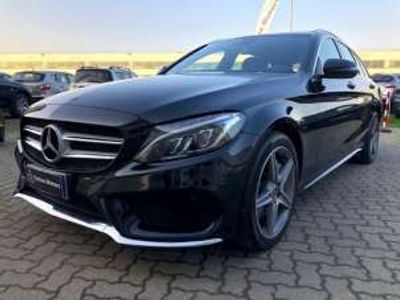 usata Mercedes C250 d S.W. 4Matic Automatic Premium AMG UNIPRO Diesel