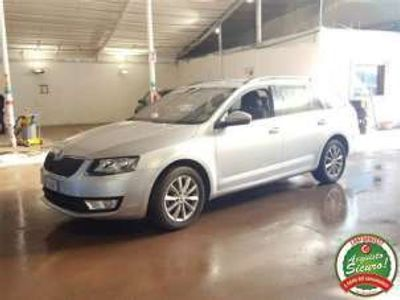 usata Skoda Octavia Station Wagon 1.6 TDI CR 110 Wagon Executive GreenLine usato