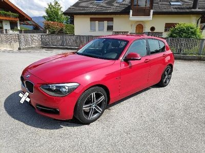 usata BMW 120 1er Sport-Aut. Sport Line