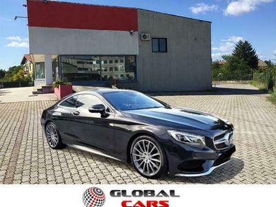usata Mercedes S500 Coupé 4Matic Premium AMG/Panor/Burmester/Distro