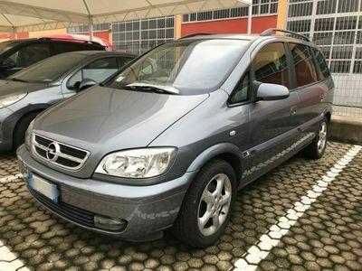 usata Opel Zafira 1.6 16V cat Elegance + Gpl rif. 14354844