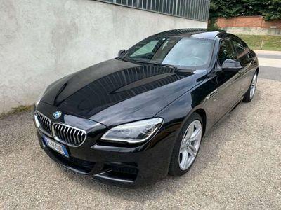 usata BMW 640 D XDRIVE M-SPORT GRANCOUPE TETTO CAMERA FULL
