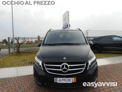 used Mercedes V220 d Avantgarde Extralong automatica