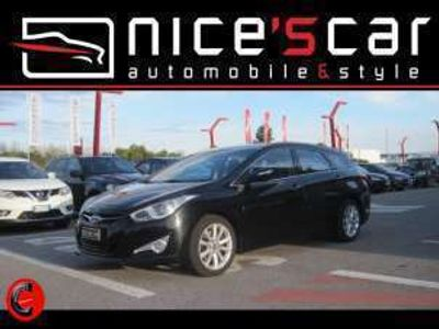 usata Hyundai i40 Wagon 1.7 CRDi 136CV Aut. Style *NAVI *CAMERA Diesel