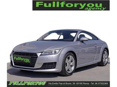 usata Audi TT Coupé 2.0 TFSI