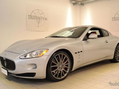 brugt Maserati Granturismo 4.7 S auto