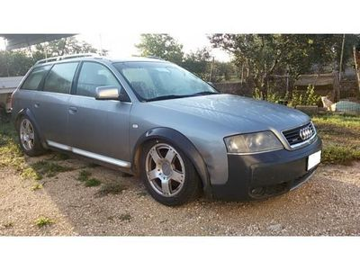 usata Audi A6 A62.5 V6 TDI/180 CV cat Avant quattro Advance