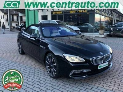 usata BMW 650 Cabriolet i Luxury