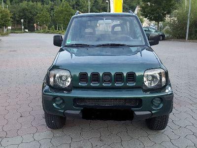 brugt Suzuki Jimny - 2000