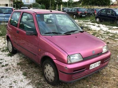 usata Fiat Cinquecento 900i Young