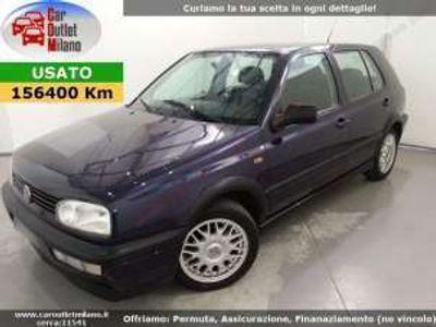 usata VW Golf III gt 1997 1.6 b 101cv 5man 5p blu benzina