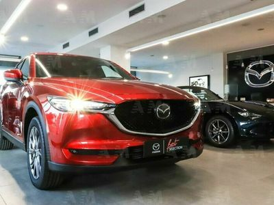 usata Mazda CX-5 2.2L Skyactiv-D 184CV AWD Signature nuova a Castellammare di Stabia