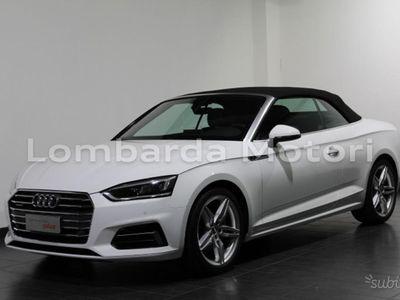 usata Audi A5 Cabriolet 2.0 tdi Business Sport quattro 190c