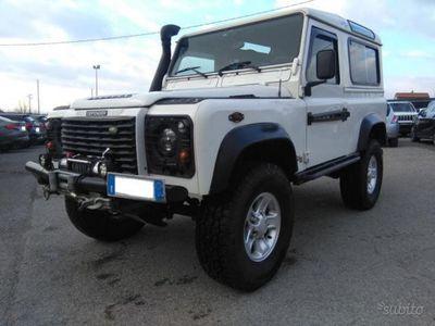 brugt Land Rover Defender 90 2.5 Td5