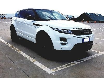 usado Land Rover Range Rover evoque 2.2 Sd4 5p. Dynamic Limited Edition