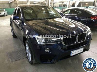 usata BMW X4 xDrive20d del 2015 usata a Olgiate Olona