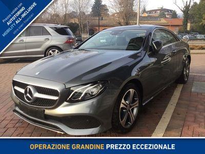 usata Mercedes E220 Classe E E 220Auto BUSI...