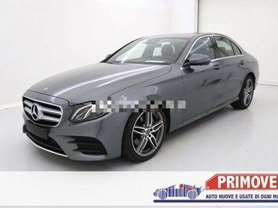 usata Mercedes E220 E220 d Sportline Aut