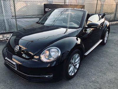 used VW Maggiolino Cabrio 1.6 TDI Design **VED.NOTE** Poss.Pack PLUS