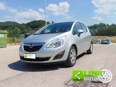 gebraucht Opel Meriva 1.3 Cdti, anno 2010, motore sostituito dalla casa madre a 63.700 km, perfetta