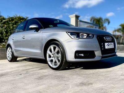 usata Audi A1 Sportback 1.4TDI ultra 90cv Navi 5 posti Sensori