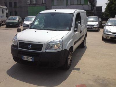 usata Fiat Doblò 1.9 Mj Cargo Maxi Lamierato Sx Usato