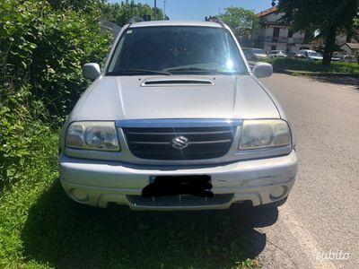used Suzuki Grand Vitara 2.0 td