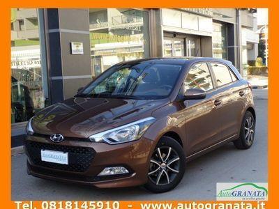used Hyundai i20 1.2 GPL 84CV STYLE 5P