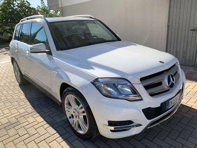 usata Mercedes GLK220 4Matic BlueTEC Sport