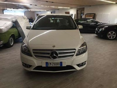 usata Mercedes B200 BlueEFFICIENCY Executive